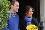 Công nương Anh lần đầu lộ diện sau khi có bầu