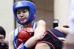 Cận cảnh màn đấm bốc dữ dội của mỹ nữ xứ Hàn