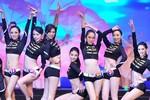 Hình ảnh lạ mắt cuộc thi Hoa hậu Du lịch Trung Quốc