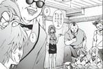 Psy bị bêu xấu trong truyện tranh Nhật Bản