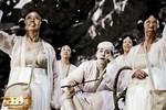 '4 đại mỹ nữ' Tây Du Ký hài nổi tiếng khắp Trung Quốc