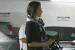 Thiên thần nội y Miranda Kerr gặp tai nạn giao thông