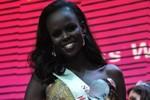Cô gái da đen trở thành 'Hoa hậu đẹp nhất thế giới'