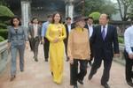 Bộ trưởng Hoàng Tuấn Anh kiểm tra đột xuất việc tổ chức lễ hội
