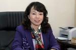 Bông hồng ngày 8/3 tặng Bộ trưởng Bộ Y tế Nguyễn Thị Kim Tiến!
