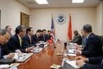 Bộ trưởng Trần Đại Quang tiếp xúc với nhiều quan chức cấp cao Hoa Kỳ