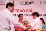 Bộ trưởng Bùi Quang Vinh phát bóng khai mạc giải golf Vì trẻ em Việt Nam