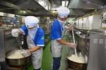 Tăng cường phòng chống ngộ độc thực phẩm tại bếp ăn tập thể