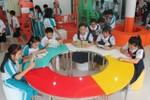 Cận cảnh thư viện tiểu học hiện đại nhất TP.HCM