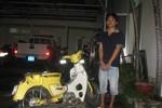 Cảnh sát truy đuổi quyết liệt, bắt cướp giữa Sài Gòn