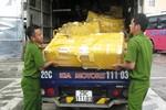 Công an điều tra nguồn gốc gần nửa tấn cá trắm lậu từ Trung Quốc
