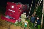 Thông tin mới nhất về vụ xe khách chở 47 người lao xuống vực sâu