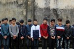 Bắt giam 23 thanh niên trong vụ đánh hội đồng khiến 1 người chết