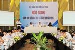 63 Giám đốc Sở bàn thực hiện 9 nhóm nhiệm vụ, 5 giải pháp của ngành giáo dục