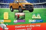 Mobifone sôi động cùng Seagames 2017