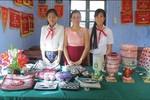 Hai học sinh vùng quê bên phá Tam Giang biến phế thải thành đồ mỹ nghệ