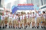 Lễ khai giảng ấn tượng của Vinschool cơ sở đầu tiên ở Thành phố Hồ Chí Minh