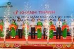 Vietcombank tổ chức khánh thành và bàn giao công trình an sinh xã hội