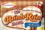 Cùng bột bánh rán pha sẵn vị Sô-cô-la của Ajinomoto Việt Nam dạy con vào bếp