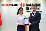 Techcombank liên tiếp nhận giải thưởng quốc tế về thanh toán xuất sắc