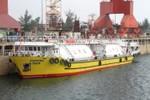 Công ty Công nghiệp Tàu thủy Dung Quất bàn giao tàu LPG 1.200m3 cho chủ đầu tư