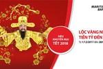 """Đón Tết cùng Maritime Bank với giải thưởng """"khủng"""" 1 tỷ đồng"""