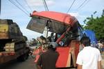 Vụ TNGT thảm khốc trên quốc lộ 1A: Thêm 2 nạn nhân bị tử vong