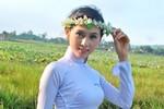 Những nữ sinh diện áo dài đẹp hơn cả Hoa hậu Mai Phương Thúy (P23)