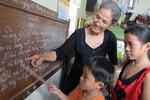 Gần 30 năm làm cô giáo không lương