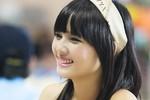 Miss Cuxi Việt Huê khoe dáng xinh