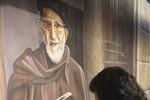 Ngôi trường đầu tiên trên thế giới dạy vẽ trên tường