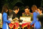 """Hơn 500 sinh viên đạt giải thưởng """"Tài năng khoa học trẻ Việt Nam"""""""