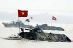 Các đơn vị thuộc Bộ CA, Bộ Quốc phòng được giao chống khủng bố