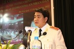 Thủ tướng thăng hàm cấp Tướng cho các ông Nguyễn Đức Chung, Đỗ Hữu Ca