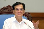 """Thủ tướng Nguyễn Tấn Dũng: """"Không để lạm phát cao quay trở lại"""""""