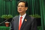 """Thủ tướng Nguyễn Tấn Dũng: """"Tham nhũng, lãng phí vẫn còn nghiêm trọng"""""""