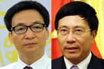 Thủ tướng nói gì về các ông Vũ Đức Đam và Phạm Bình Minh?