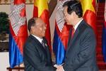 Campuchia bất bình vì các phần tử biểu tình chống Việt Nam