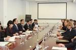 Việt Nam - Liên Bang Nga họp ủy ban liên chính phủ