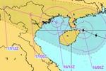 Bão số 3 đang gây gió mạnh cấp 10 ở Hải Phòng, Quảng Ninh
