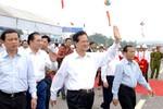 Chính thức thông xe cao tốc Nội Bài - Lào Cai