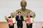 Ông Phạm Gia Khiêm, ông Trương Vĩnh Trọng nhận Huân chương Hồ Chí Minh