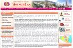 """Bộ Tư pháp """"tuýt còi"""" văn bản của Chủ tịch tỉnh Nghệ An"""