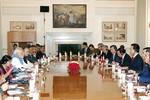 Ấn Độ cam kết hỗ trợ Việt Nam hiện đại hóa quốc phòng và an ninh