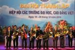 Công bố Ban lãnh đạo Hiệp hội các trường Đại học, Cao đẳng Việt Nam