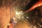 Sập hầm Thủy điện Đạ Dâng, 12 công nhân bị mắc kẹt
