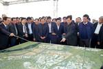 Thủ tướng kiểm tra các công trình trọng điểm Hà Nội