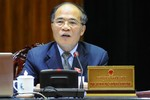 7 phát ngôn ấn tượng của Chủ tịch Quốc hội Nguyễn Sinh Hùng
