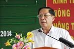 Ông Nguyễn Thanh Sơn giữ chức Phó Chủ nhiệm Ủy ban Kiểm tra TƯ
