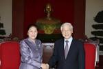 Lãnh đạo nhiều quốc gia mong muốn thúc đẩy quan hệ với Việt Nam